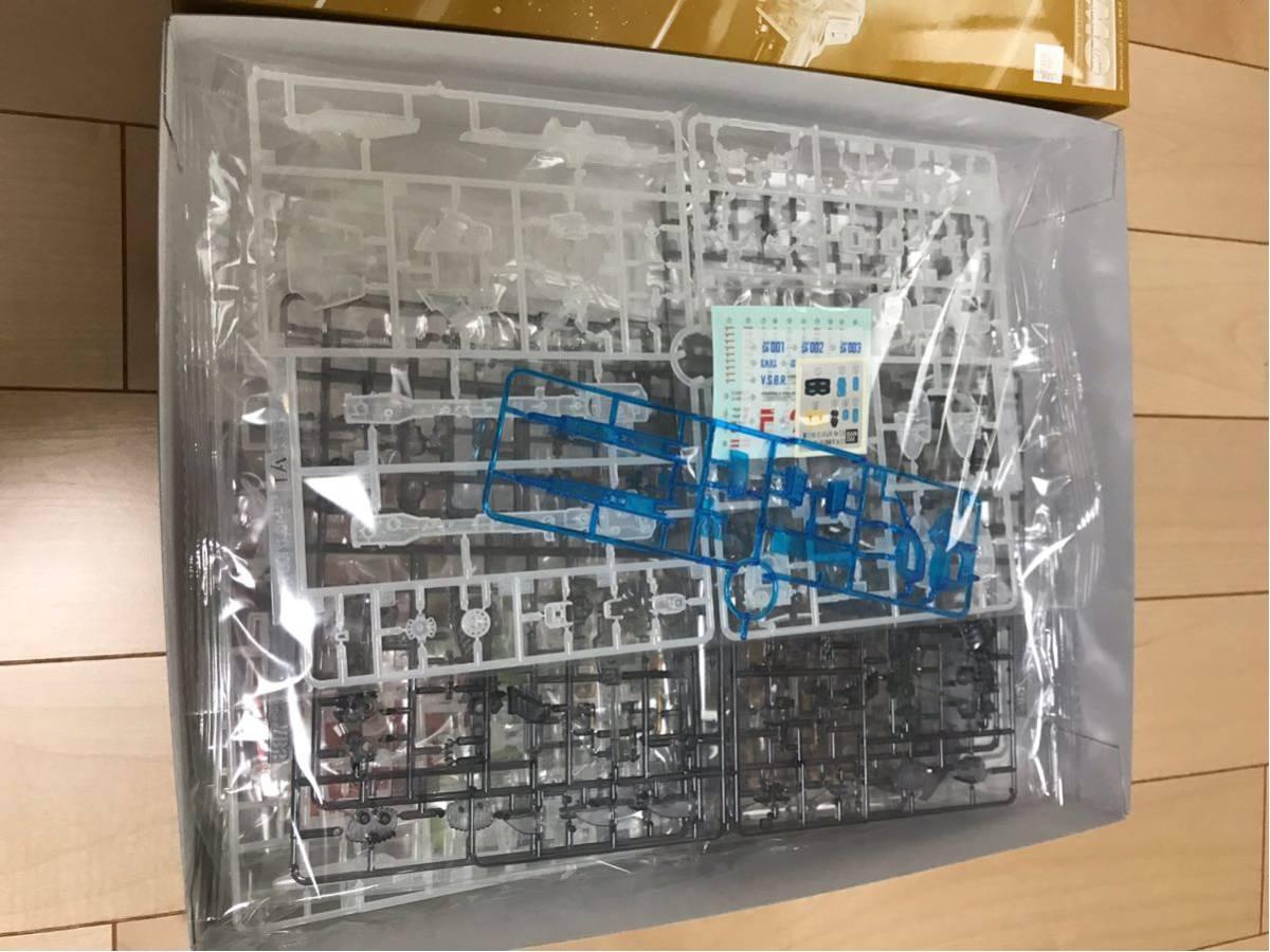 プレミアムバンダイ限定 MG ガンダムF91 Ver.2.0 残像イメージカラー_画像2