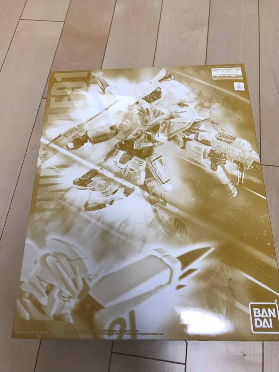 プレミアムバンダイ限定 MG ガンダムF91 Ver.2.0 残像イメージカラー