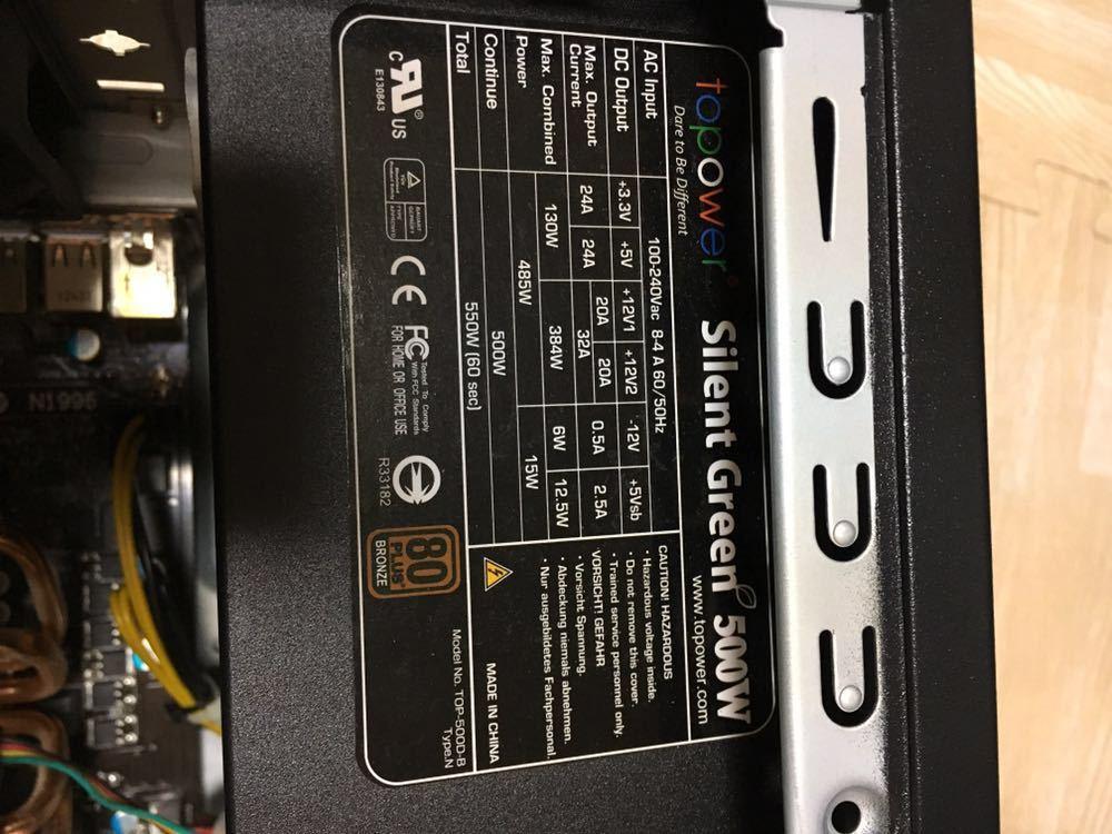 eX.computer Core i7-3770 ジャンク_画像6