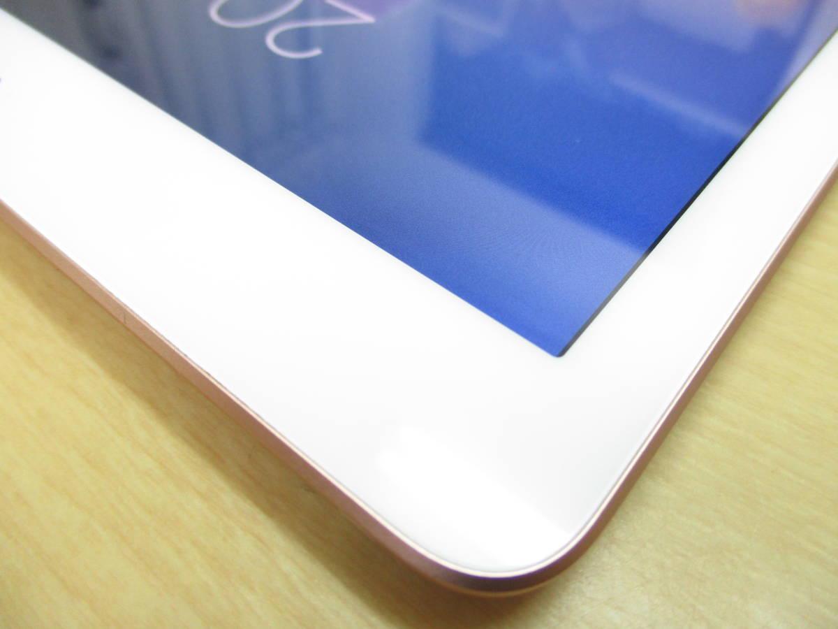 ◆◇Apple 2018年モデル ipad Wi-Fi 32GB【第6世代】MRJN2J/A ゴールド 中古美品◇◆_画像4