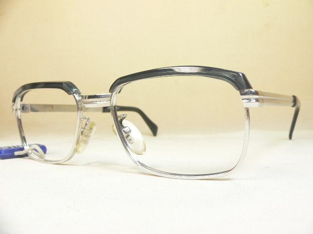 Safilo PRESIDENT ヴィンテージ 眼鏡 フレーム ブローライン サフィーロ_画像1