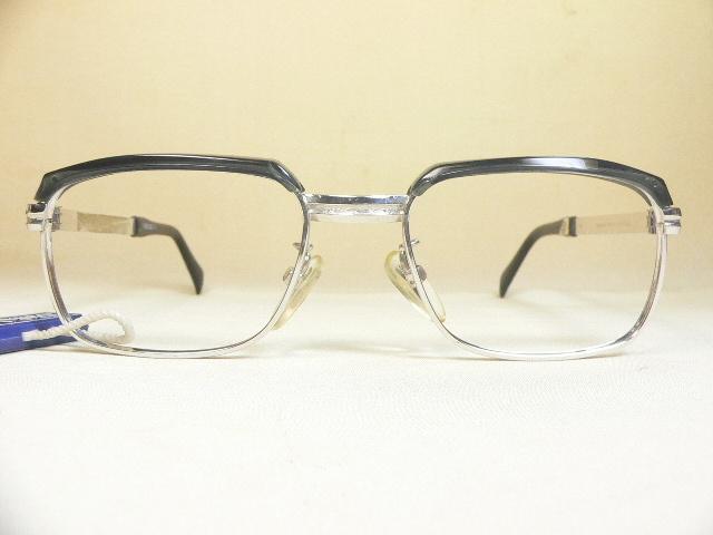 Safilo PRESIDENT ヴィンテージ 眼鏡 フレーム ブローライン サフィーロ_画像2