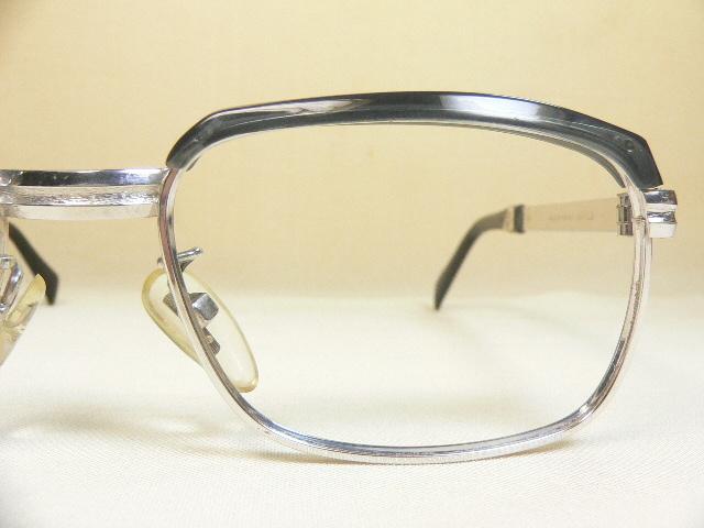 Safilo PRESIDENT ヴィンテージ 眼鏡 フレーム ブローライン サフィーロ_画像10