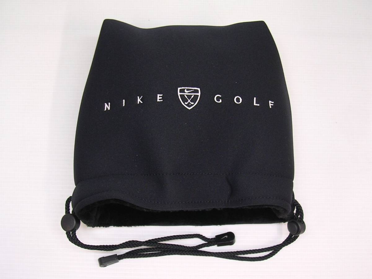 738aa466810a beautiful goods! iron cover  NIKE GOLF Nike   black used   black ...