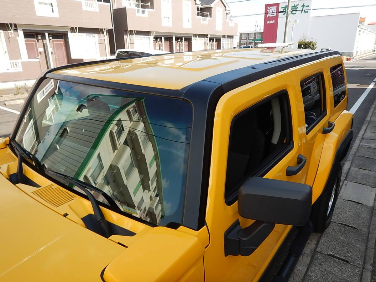 超美車!! H18年 ハマー H3 タイプS 5速マニュアルシフト 三井物産ディーラー車 ワンオーナー車 車検H31年10月 _画像2