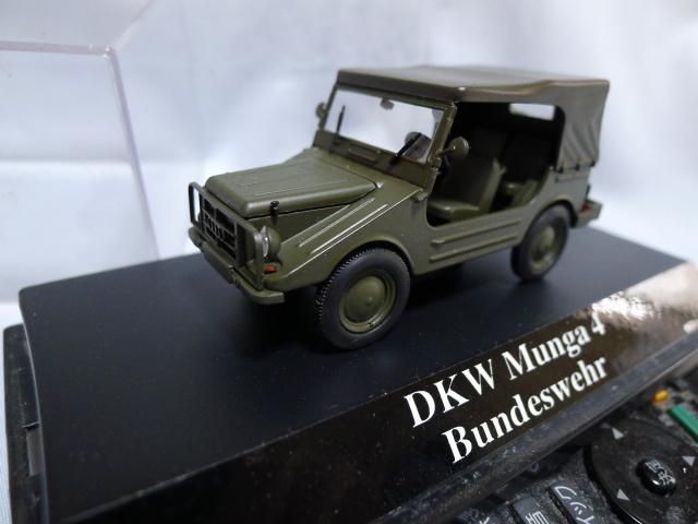 スターライン DKW 4駆 1/43(AUDI)
