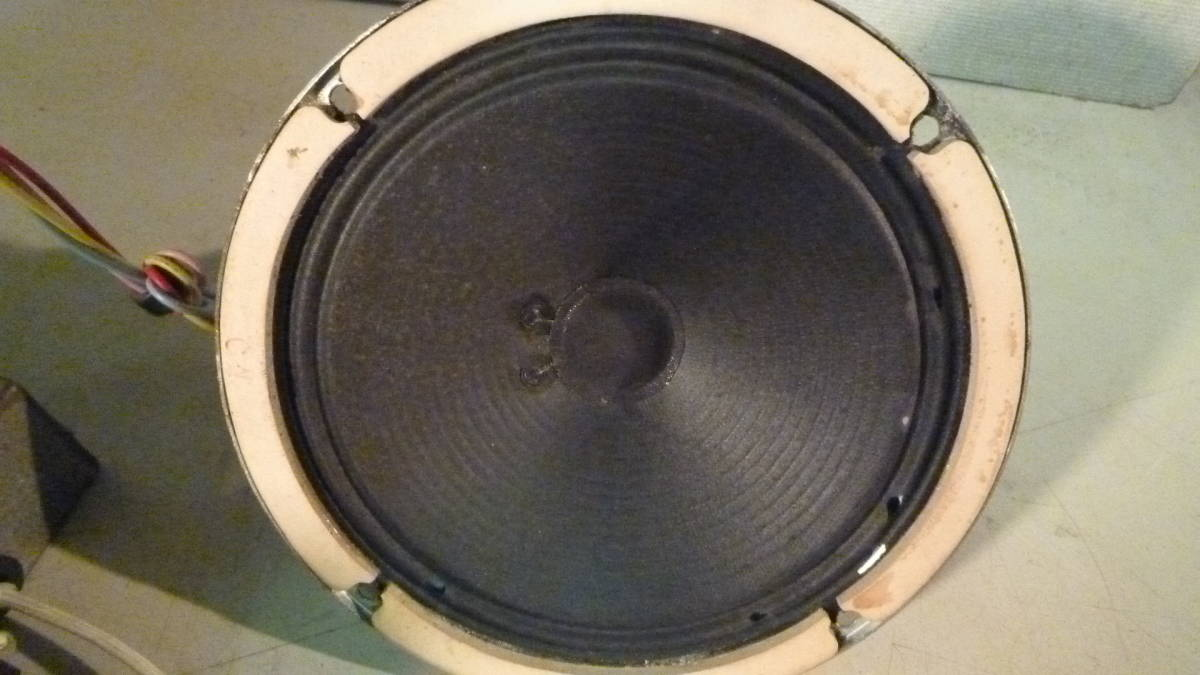 三洋製 真空管ラジオ 整備品 シャーシーのみ 中古_画像7