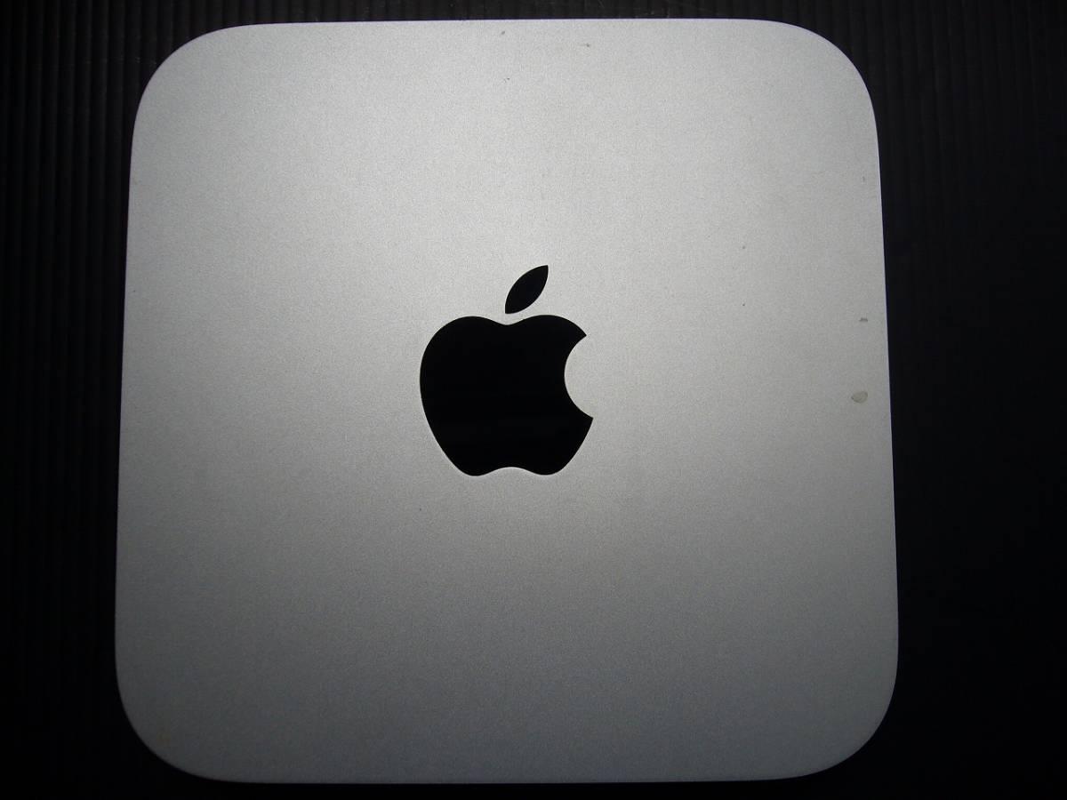 Mac Mini 6.1 2012 i5 2.5GHz メモリ4GB OSX 10.8.5 ジャンク