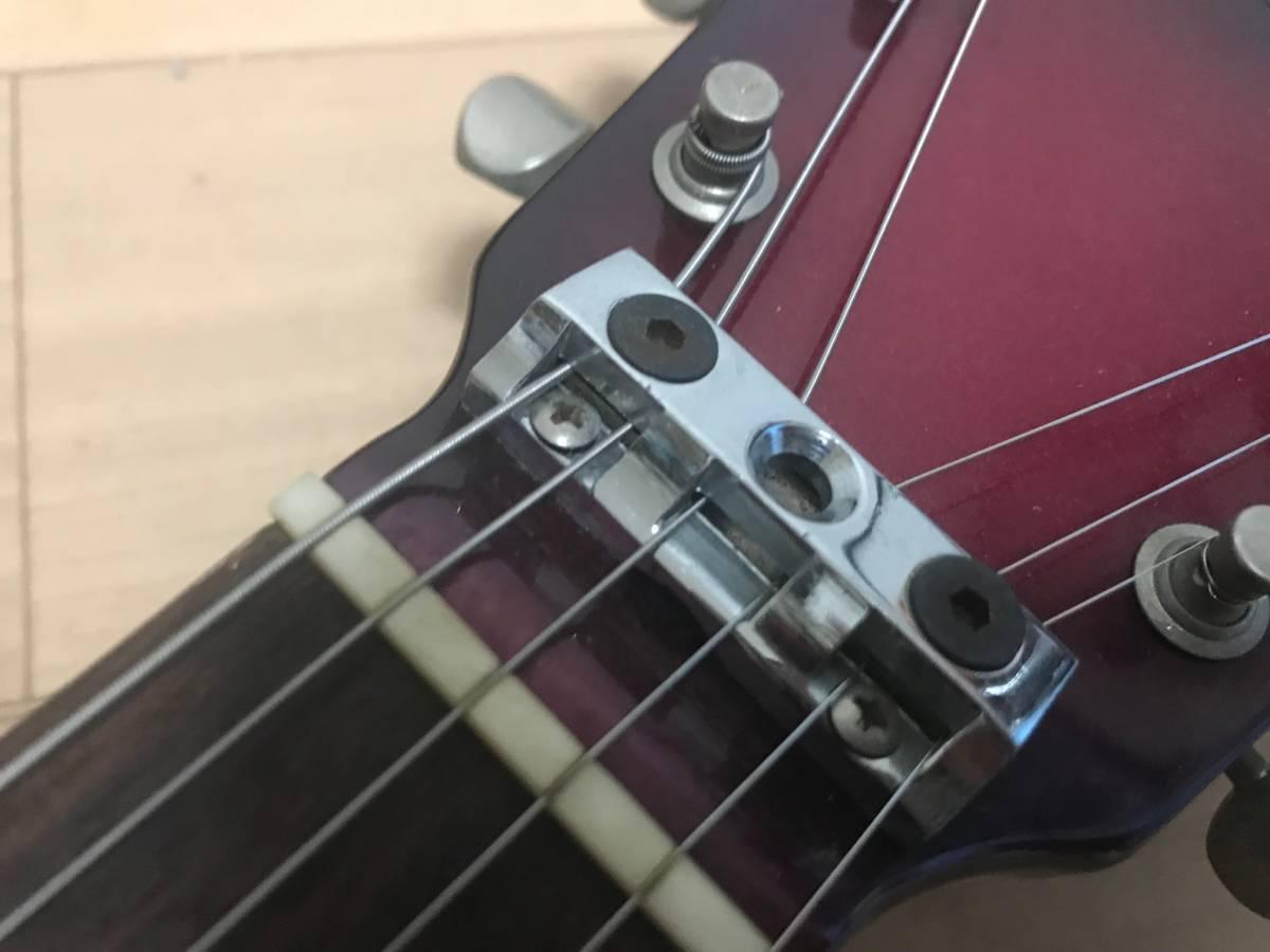 【ESP ケーラー搭載!バルタンヘッド】値下げ エクスプローラー オーダー品 検 変形 ギブソン Gibson Explorer_画像3