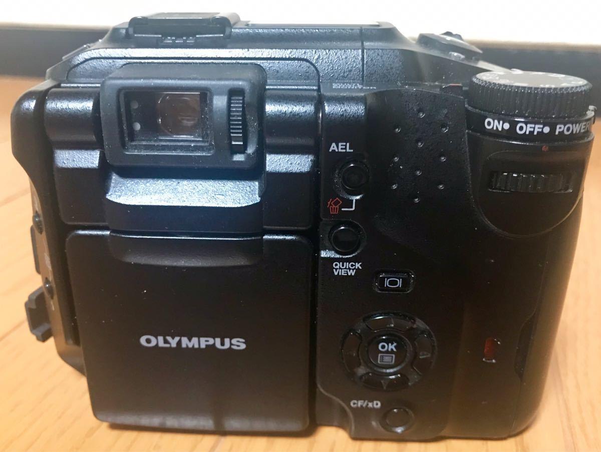 Дジャンク品 オリンパス OLYMPUS CAMEDIA C-5060Д_画像4