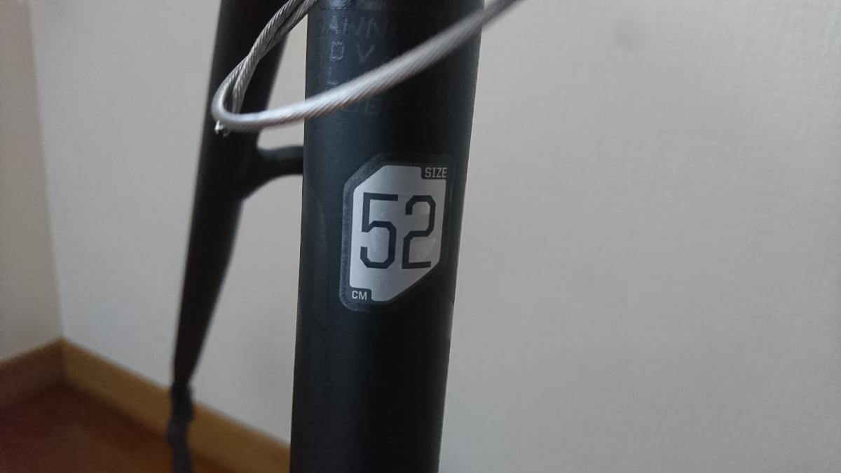 【美品】CANNONDALE CAAD10 フレームセット サイズ52 ブラック キャノンデール アルミ_画像7