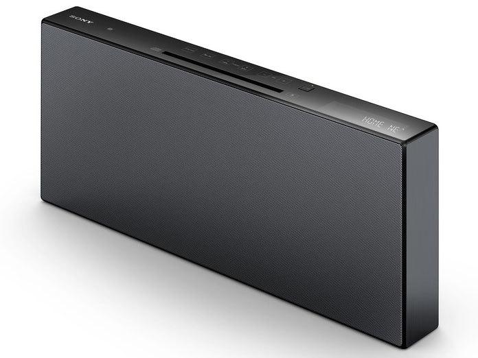 SONY ソニー CMT-X7CD (B) [ブラック]展示品1年保証 Wi-Fi対応インターネットラジオも楽しめるマルチコネクトコンポ