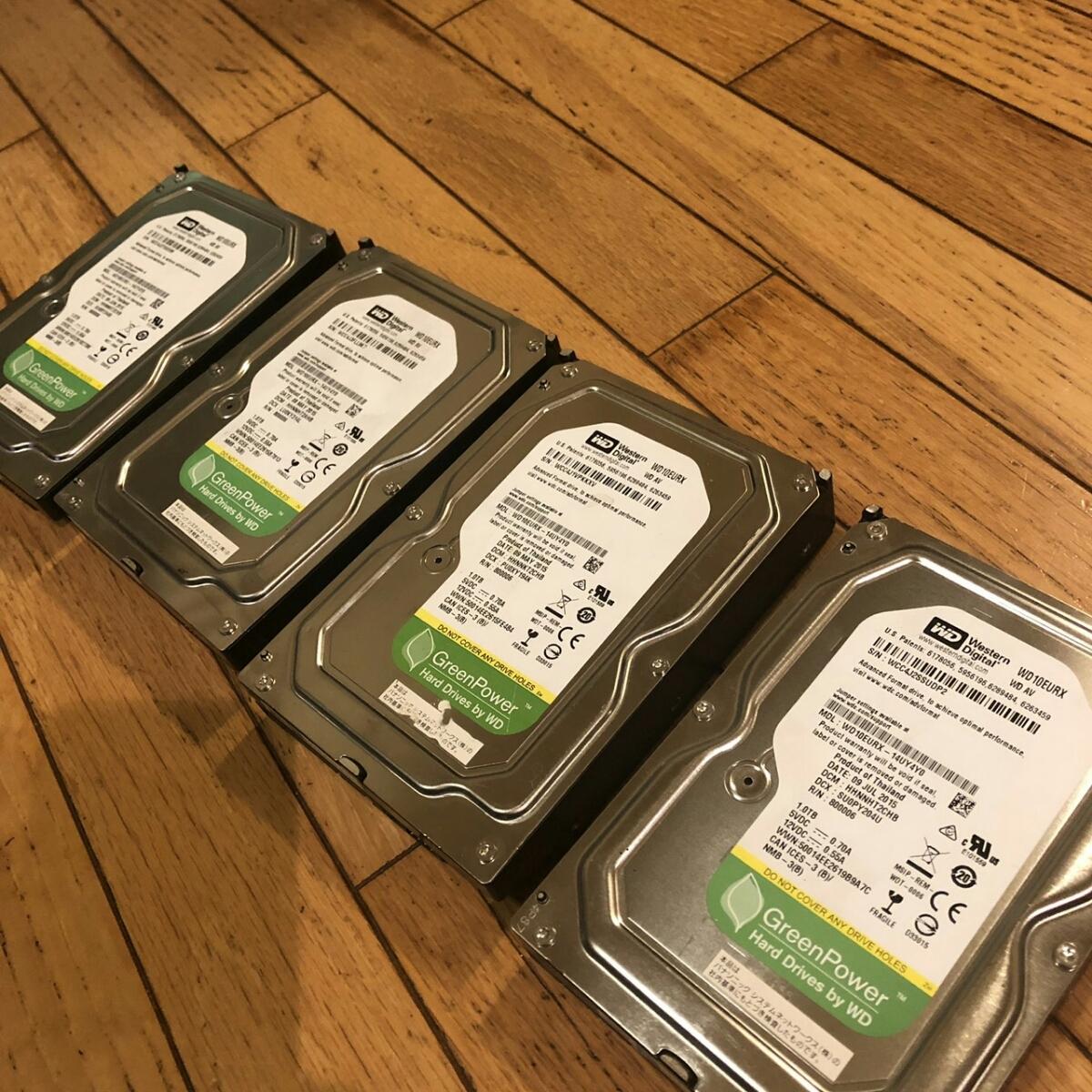 secondhand goods /WD/Western Digital/ hard disk drive
