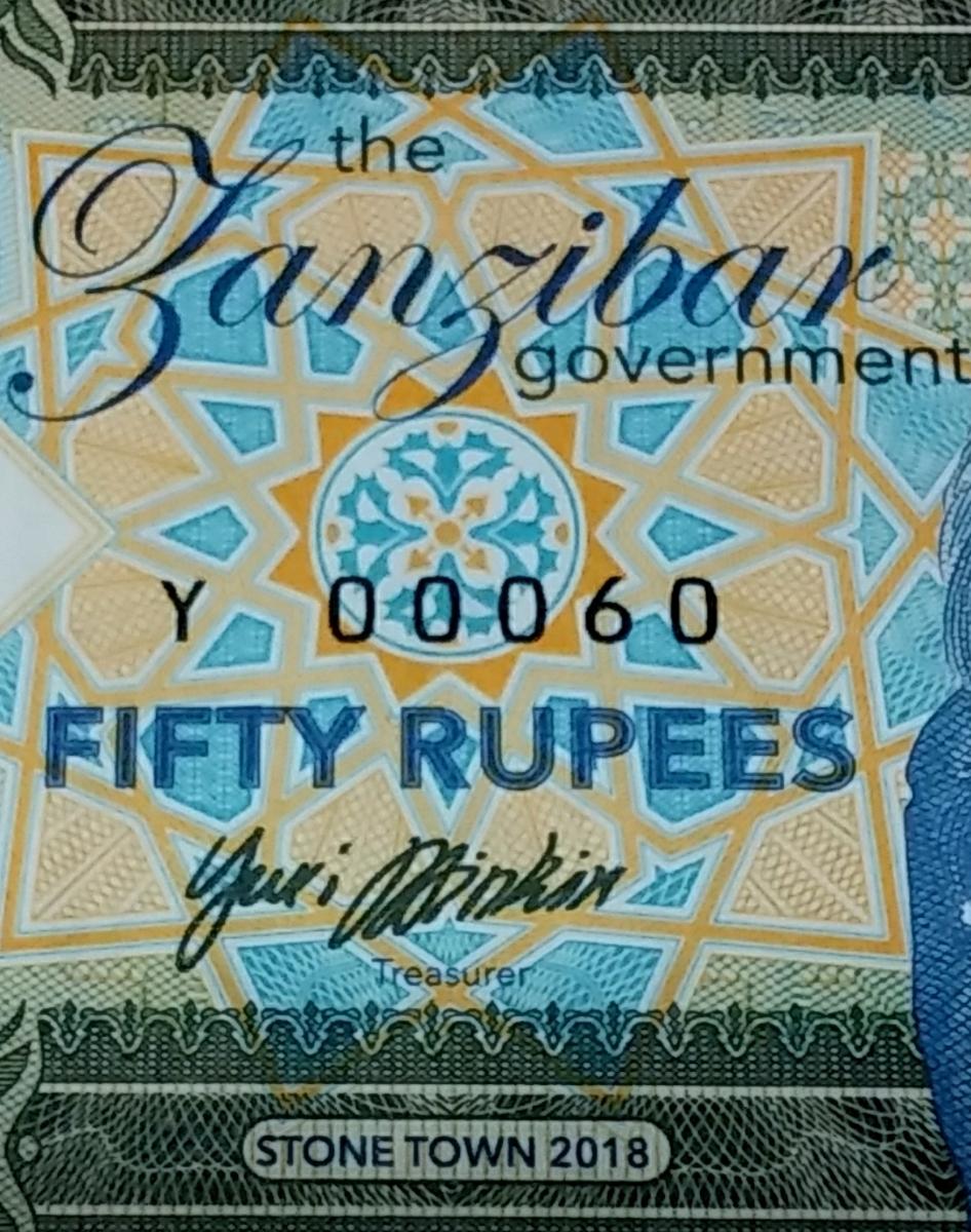 最後の1つ!世界800枚!QUEEN、フレディマーキュリーのプライベートISSUE、50ルピー紙幣。ONE HUNDRED RUPEESと書かれた珍しいエラー紙幣_画像4