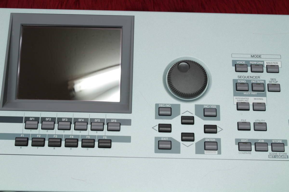 Yamaha MOTIF XS7 -Geek IN Box-_画像3