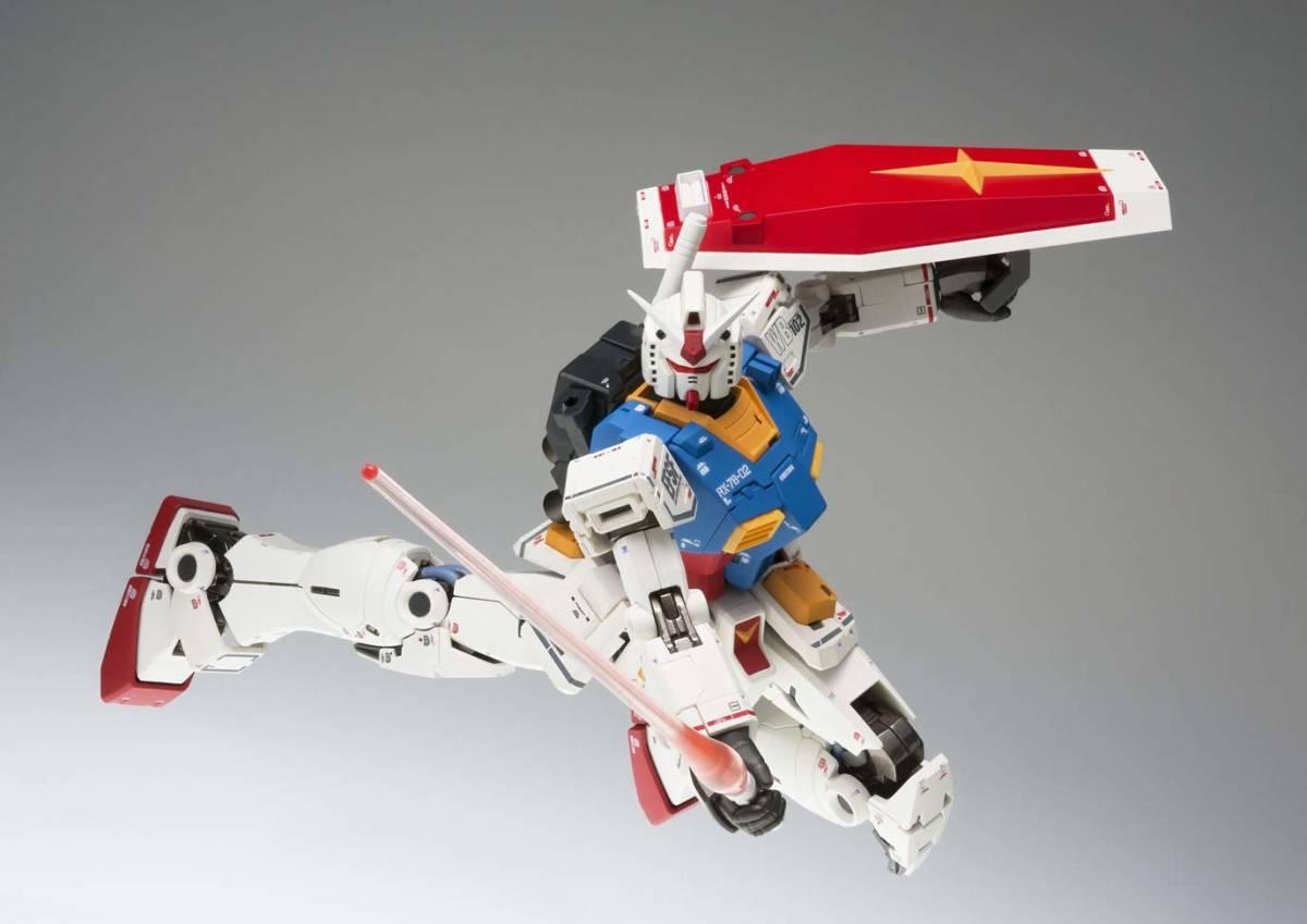 【送料無料】GUNDAM FIX FIGURATION METAL COMPOSITE RX-78-02 ガンダム(40周年記念Ver.) BANDAI SPIRITS バンダイ スピリッツ _画像5