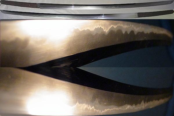 すべてにおいて規格外!全長約127.5cm!刃長さ91cm!元幅約3.7cm!元重