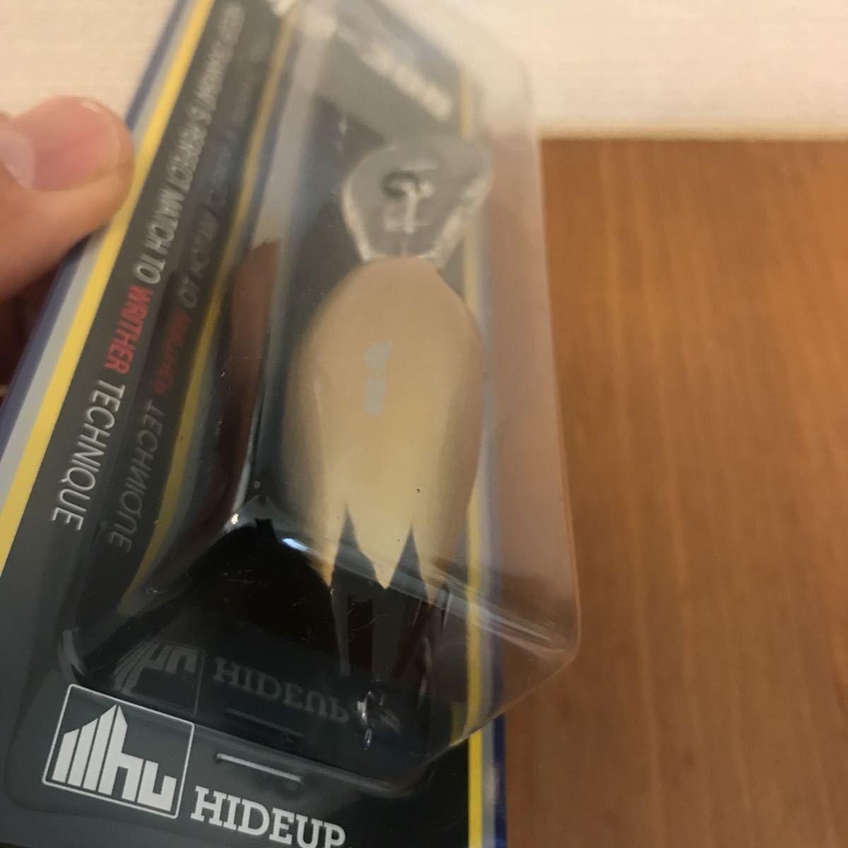 【限定】希少!ハイドアップ HU-300#金なすび/HIDEUP キープキャスト たまらんばい_画像2