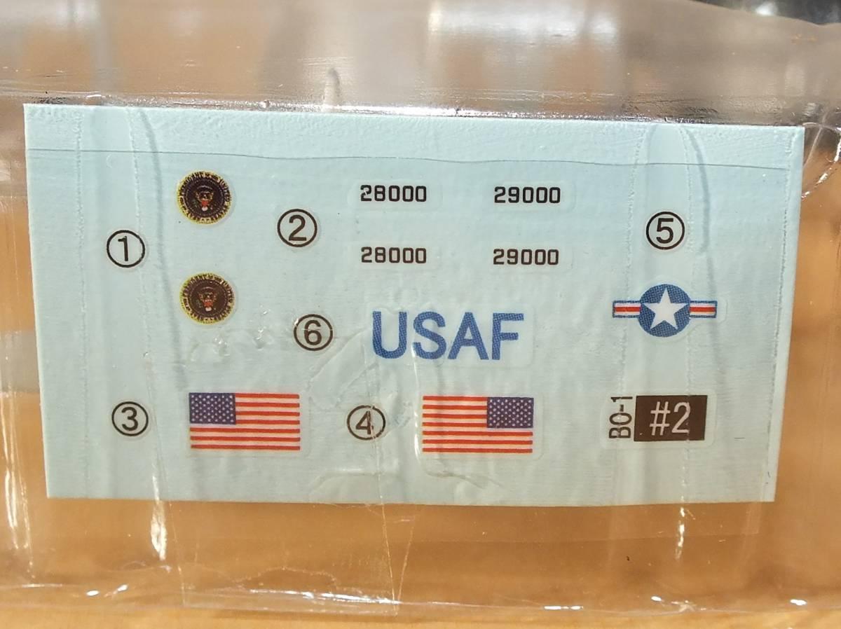 1/500 VC-25 米国大統領専用機 エアフォースワン ボーイングコレクション エフトイズ_画像6