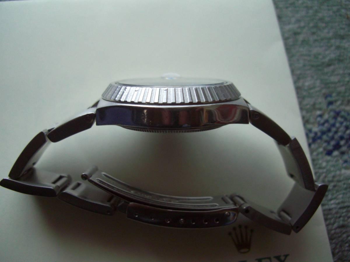 希少 チュードル ロレックス レンジャーⅡ TUDOR ROLEX RANGER Ⅱ REF.9111-0  純正箱付き 日本ロレックス検定済_画像6