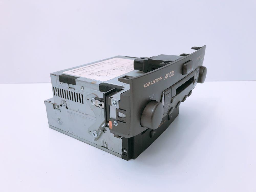 管m310306-0403 UCF 30 31 後期 セルシオ マークレビンソン CD/DVD チェンジャー オーディオ デッキ プレイヤー 86120-50A80 Shipモード_画像4