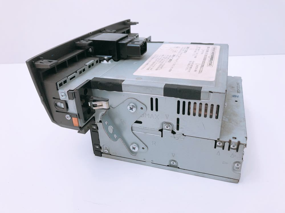 管m310306-0403 UCF 30 31 後期 セルシオ マークレビンソン CD/DVD チェンジャー オーディオ デッキ プレイヤー 86120-50A80 Shipモード_画像6