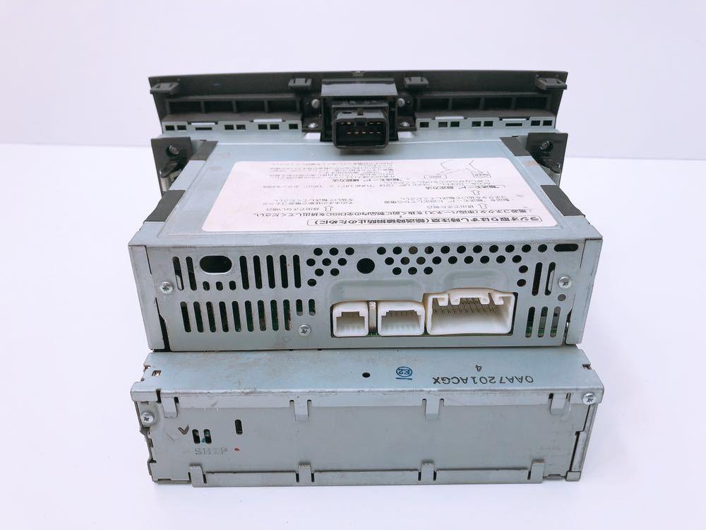 管m310306-0403 UCF 30 31 後期 セルシオ マークレビンソン CD/DVD チェンジャー オーディオ デッキ プレイヤー 86120-50A80 Shipモード_画像5