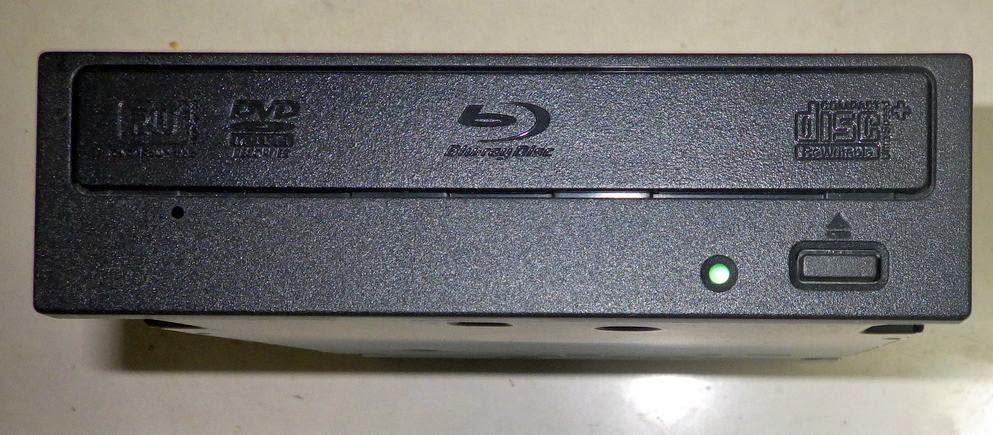 ☆(ジャンク品)ブルーレイ対応光学ドライブ Pioneer BDC-207BK
