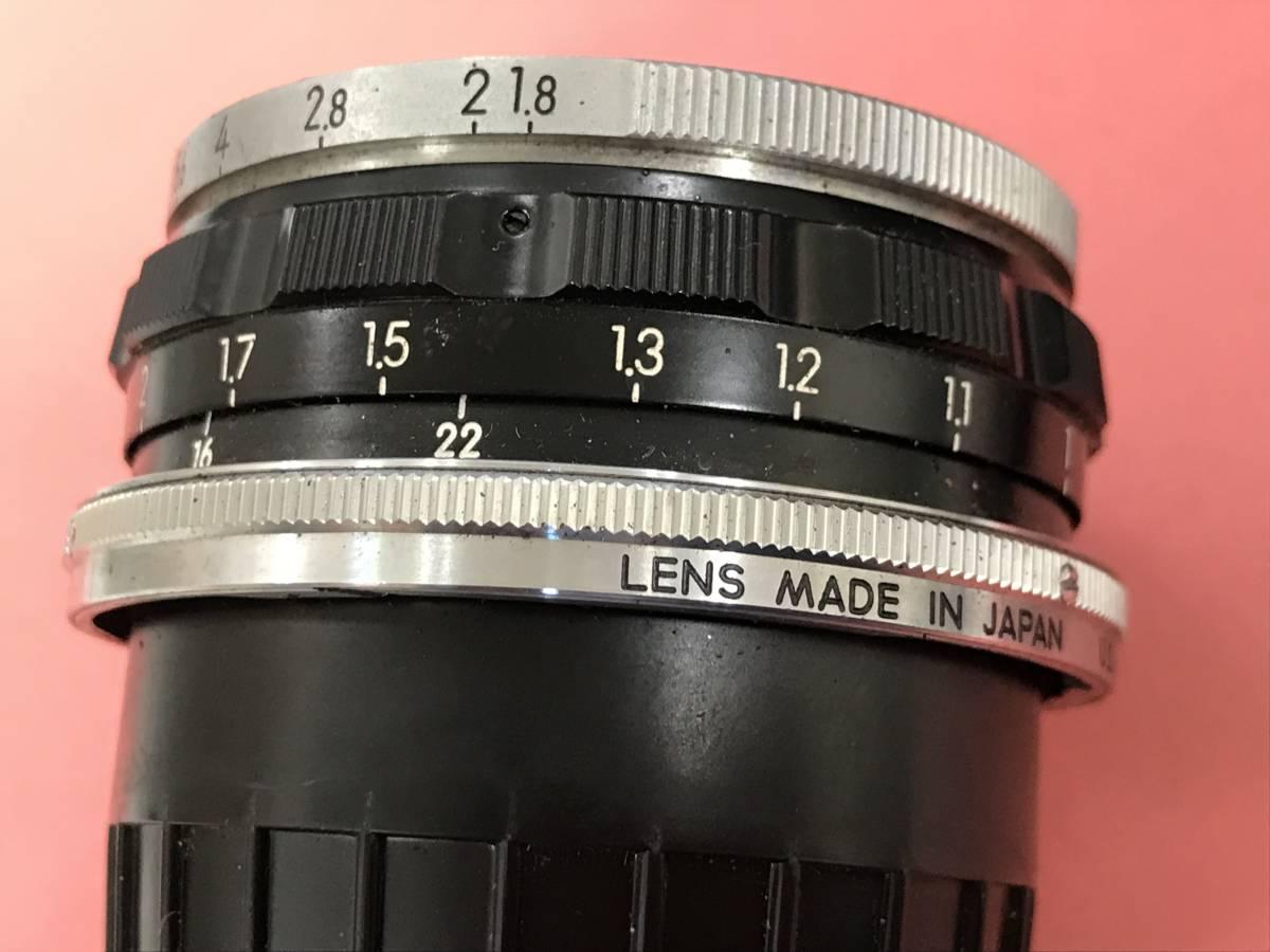 Nikon ニコン レンズ W-NIKKOR C 1:1.8 f=3.5cm 美品_画像4