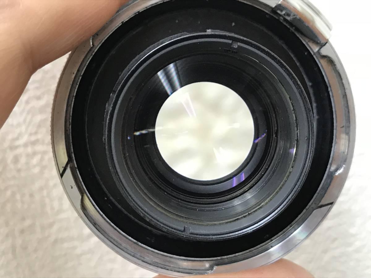 Nikon ニコン レンズ W-NIKKOR C 1:1.8 f=3.5cm 美品_画像8