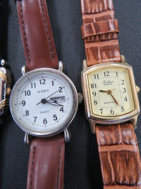 【2981】ジャンク時計おまとめ 15点 レディース時計多し_画像3