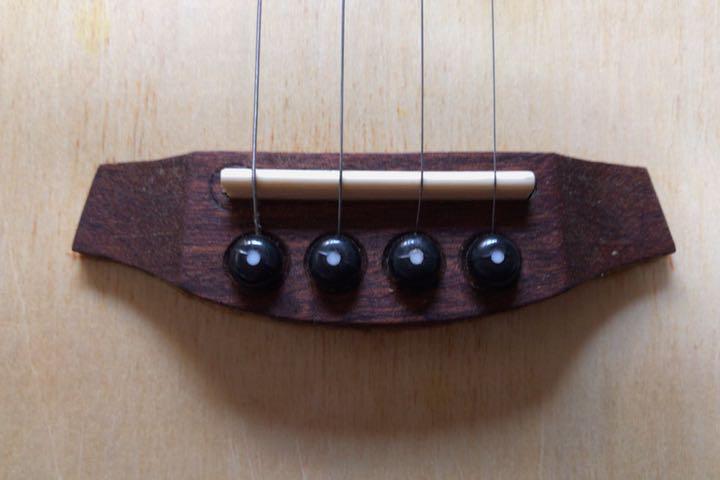 シガーボックス ギター タイプ エレアコ トルコ製 レア_画像10