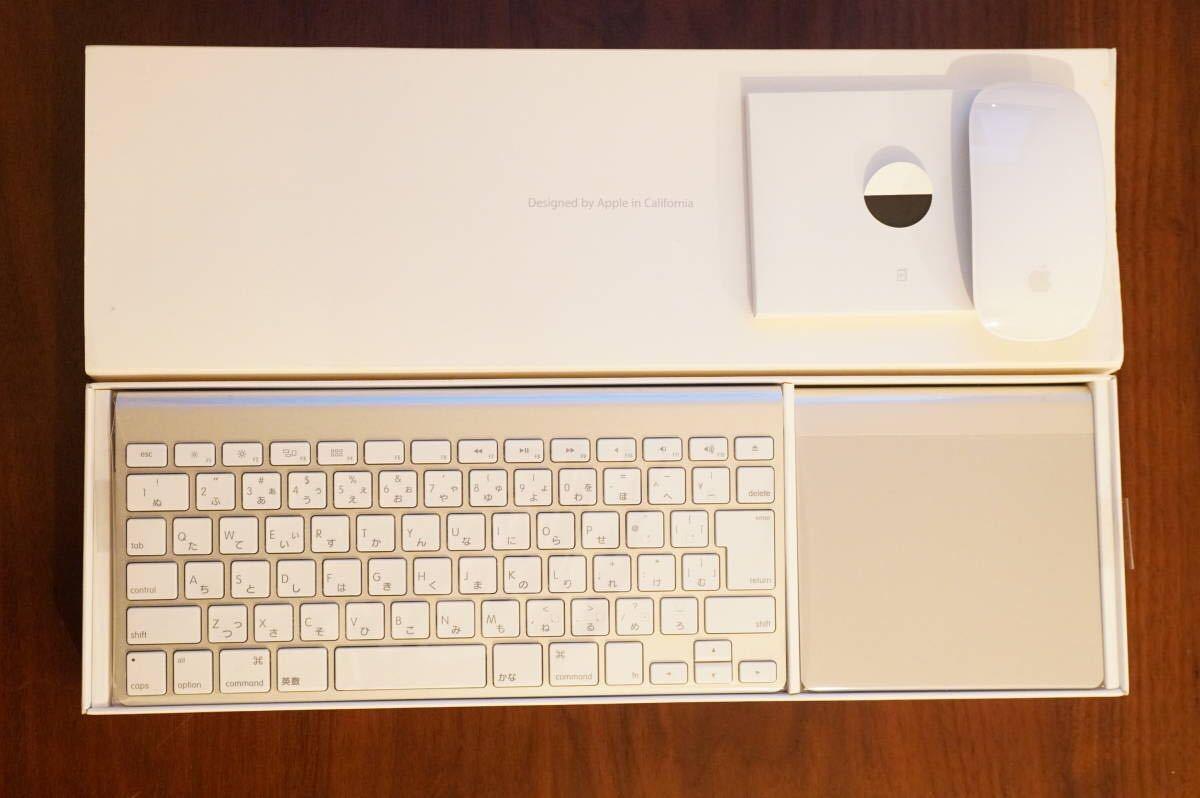 【美品】iMac (Late 2013)/FusionDrive1TB/i7 3.1GHz/メモリ16GB/キーボード・マウス・トラックパッド+おまけつき_画像2