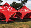 Smart . print tent. various Event . large activity does.