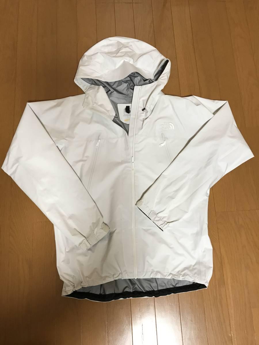 ノースフェイス クライムベリーライトジャケット L メンズ ホワイト NP11505