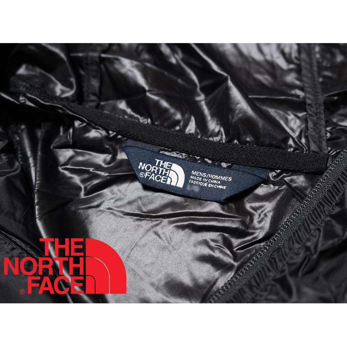【新品本物 USA購入】THE NORTH FACE ノースフェイス ■ RAGE CYCLONE 2.0 JACKET ■ ホワイトブラック / L ■レイジ 撥水加工 海外限定_画像4