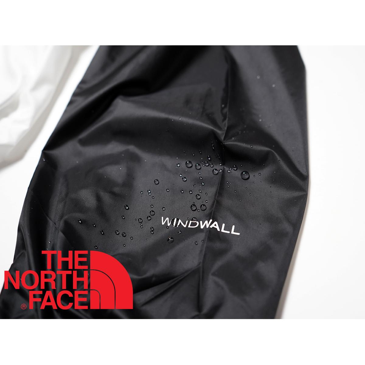【新品本物 USA購入】THE NORTH FACE ノースフェイス ■ RAGE CYCLONE 2.0 JACKET ■ ホワイトブラック / L ■レイジ 撥水加工 海外限定_画像9