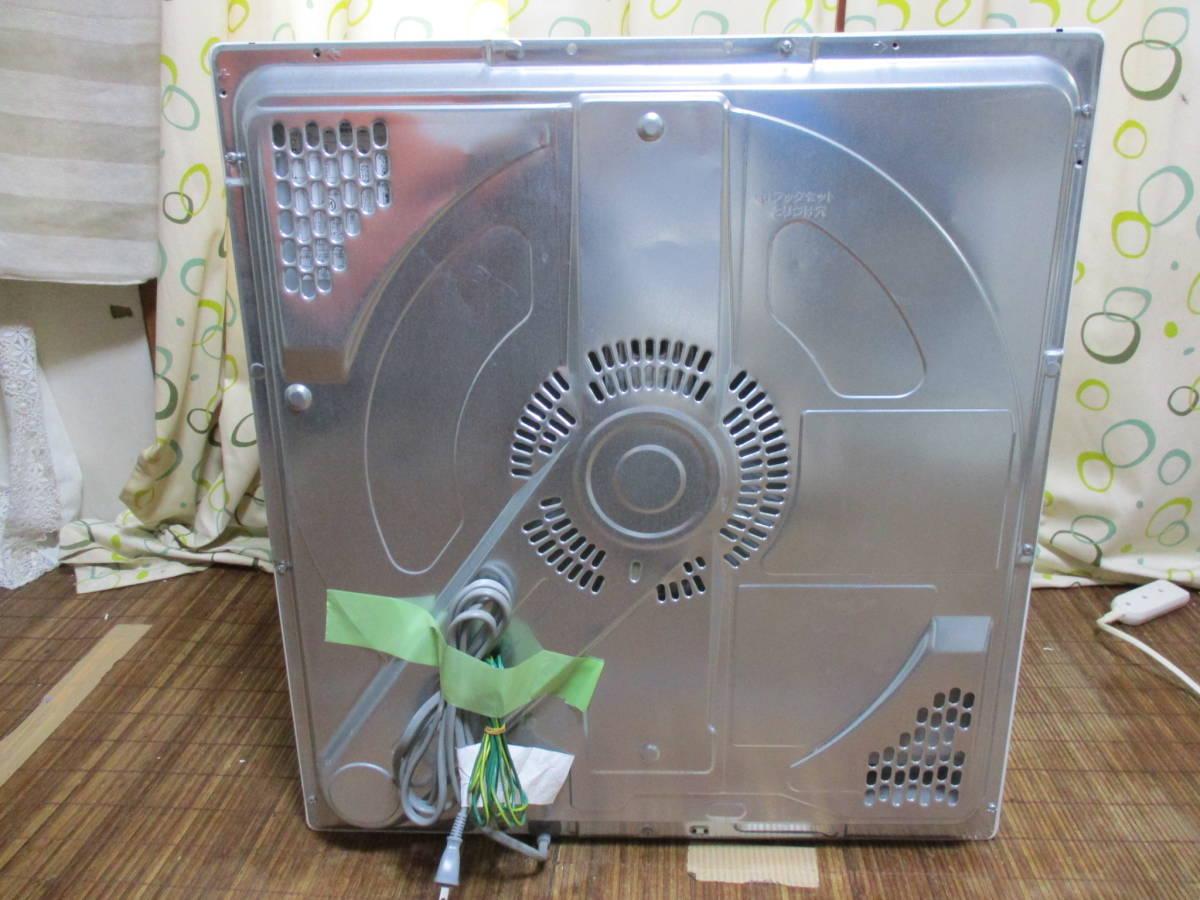 ★パナソニック 電気衣類乾燥機 NH-D402P 乾燥容量4.0kg 除湿タイプ_画像3