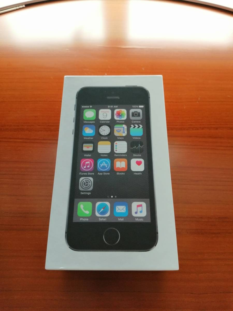 iphone 5s 32GB ブラック ワイモバイル版