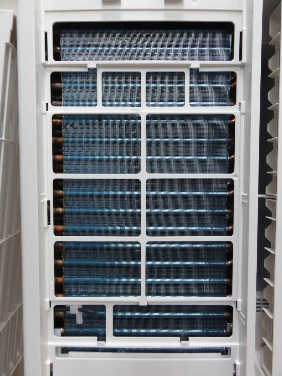 Haier 窓用/ウインド型 ルーム エアコン JA-18L 2013年製 冷房専用 Z243_画像4