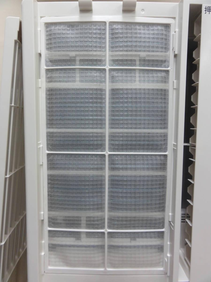 Haier 窓用/ウインド型 ルーム エアコン JA-18L 2013年製 冷房専用 Z243_画像3