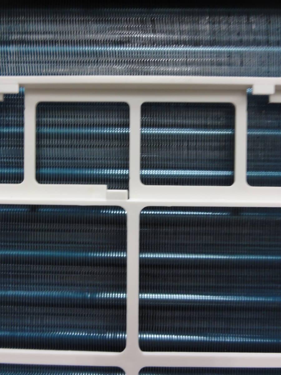 Haier 窓用/ウインド型 ルーム エアコン JA-18L 2013年製 冷房専用 Z243_画像5
