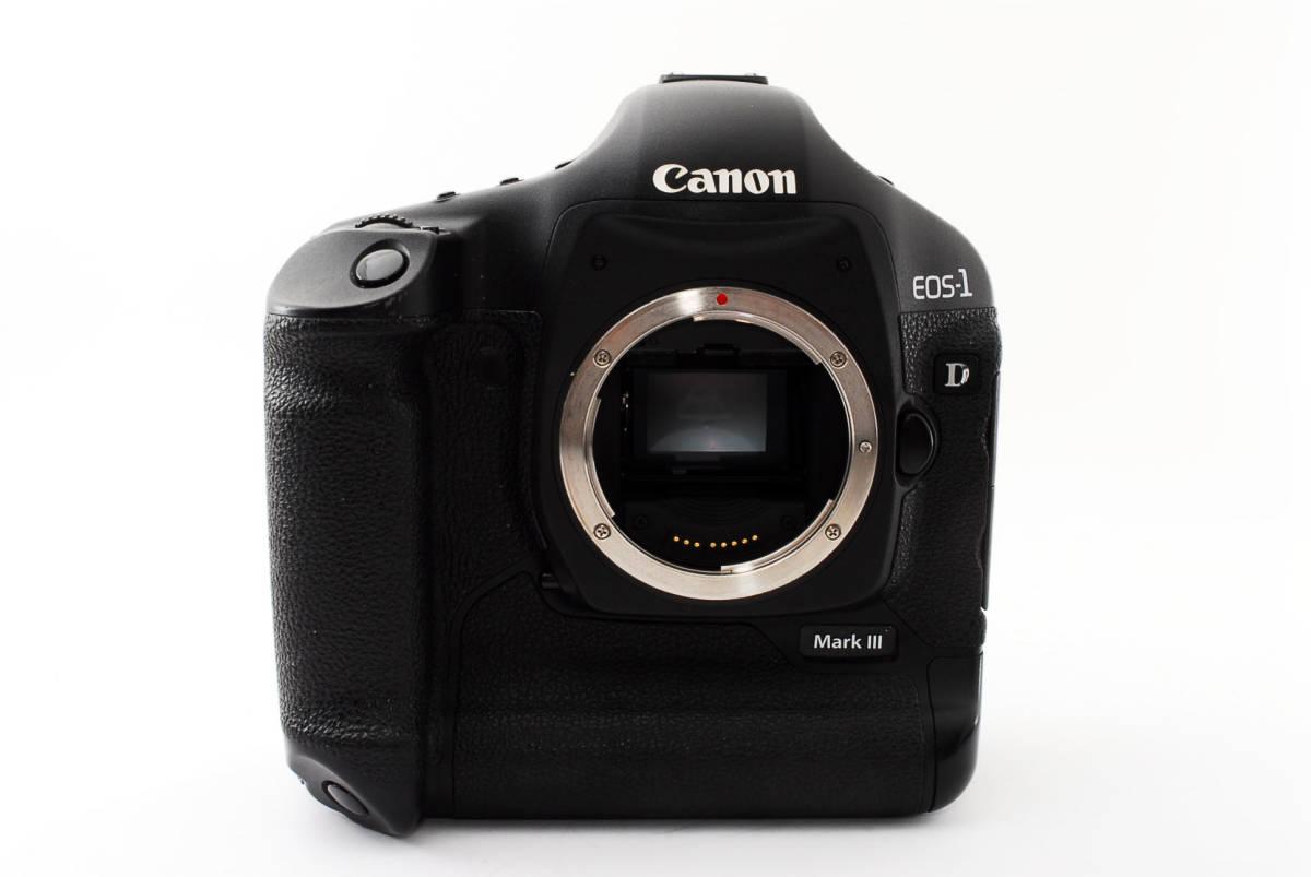 ★ショット数約1万★ Canon キャノン EOS 1D Mark III ボディ 413307_画像3