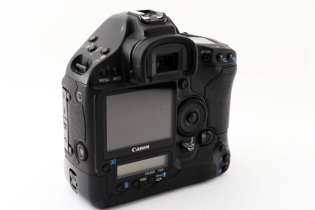 ★ショット数約1万★ Canon キャノン EOS 1D Mark III ボディ 413307_画像7