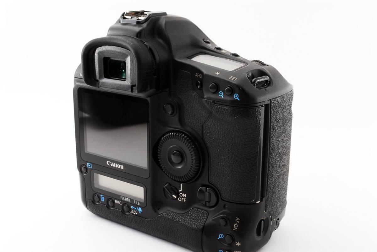 ★ショット数約1万★ Canon キャノン EOS 1D Mark III ボディ 413307_画像5