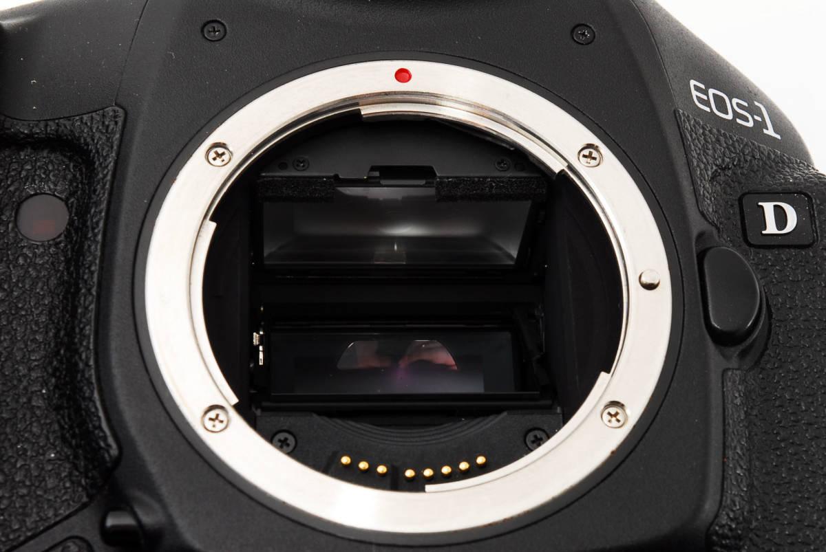 ★ショット数約1万★ Canon キャノン EOS 1D Mark III ボディ 413307_画像10