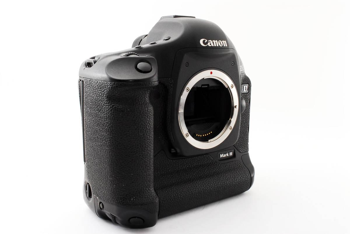 ★ショット数約1万★ Canon キャノン EOS 1D Mark III ボディ 413307_画像4