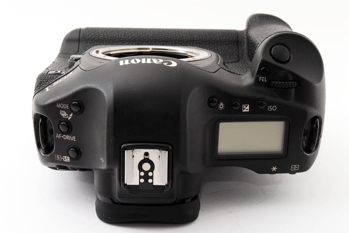 ★ショット数約1万★ Canon キャノン EOS 1D Mark III ボディ 413307_画像8
