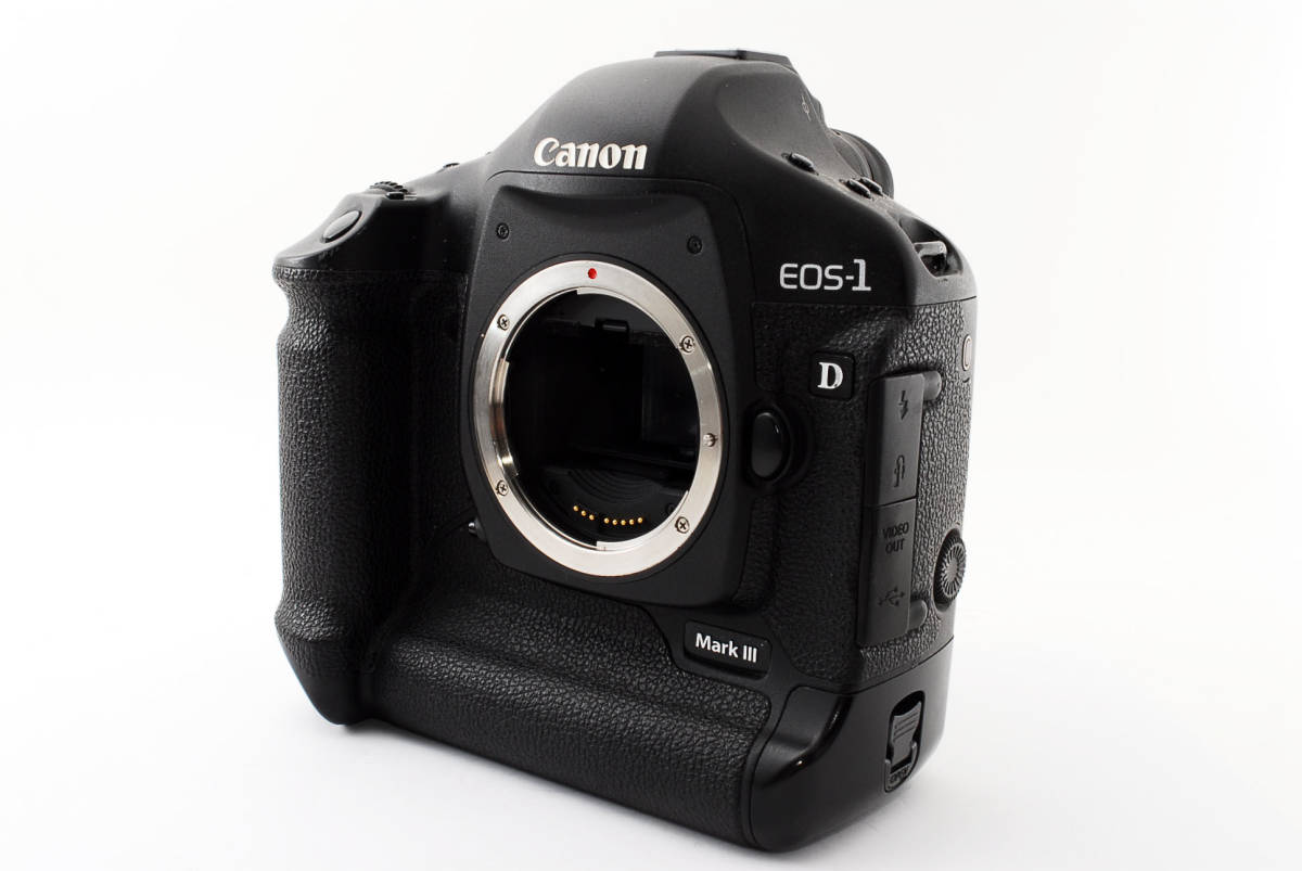 ★ショット数約1万★ Canon キャノン EOS 1D Mark III ボディ 413307_画像2