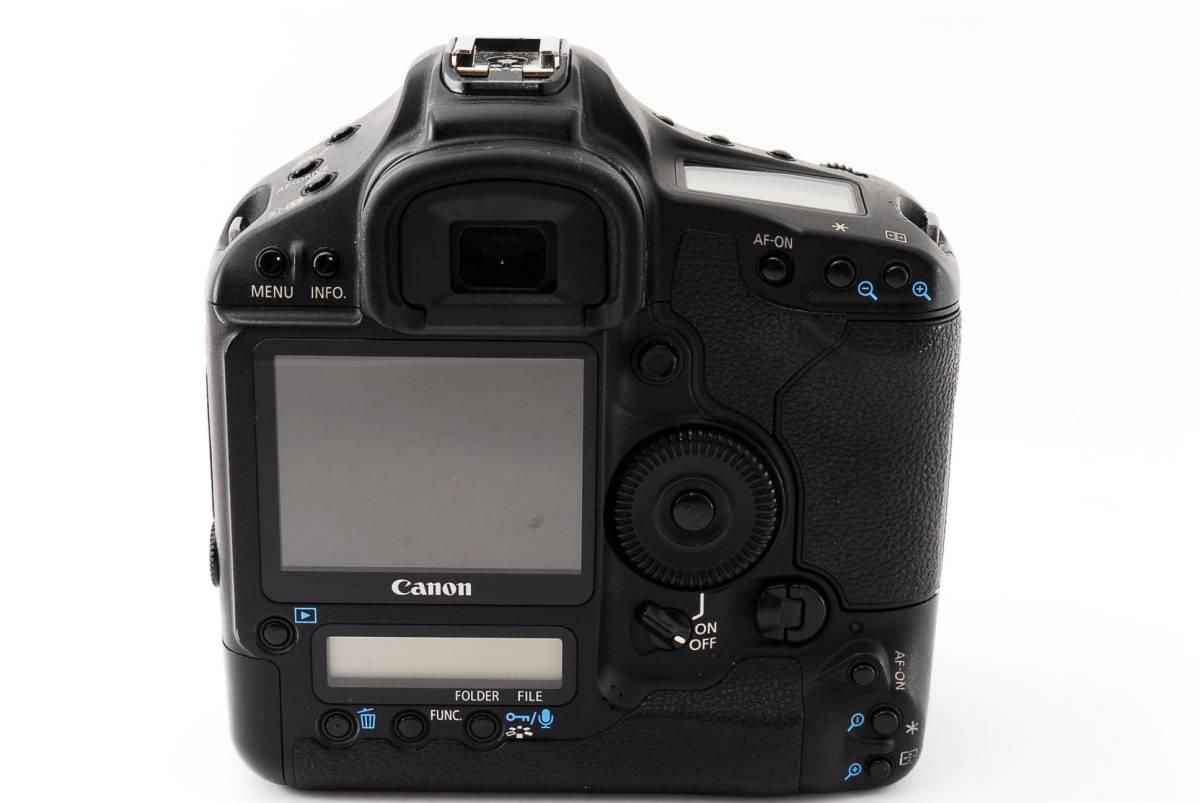 ★ショット数約1万★ Canon キャノン EOS 1D Mark III ボディ 413307_画像6